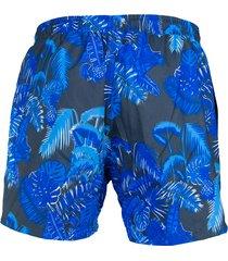 hugo boss zwembroek piranha open blauw