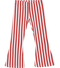 yporque striped trousers
