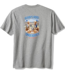 tommy bahama men's always root for the underdogs graphic t-shirt