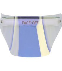 face-off oro luce visor