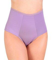 cinta modeladora vip lingerie lavanda
