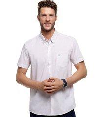 camisa mini rombo blanco ferouch