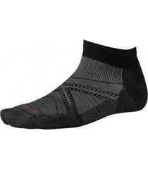 calcetín phd run light elite low cut negro smartwool