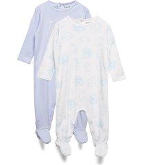 jarel pyjama sie jumpsuit blauw kenzo
