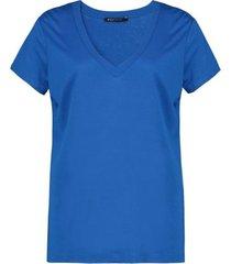 shirt kobalt batika