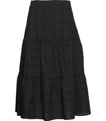 hedda skirt knälång kjol svart twist & tango