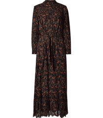 antik batik otto long dress