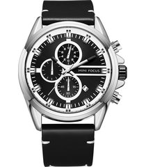 reloj análogo f0130g-2 hombre negro