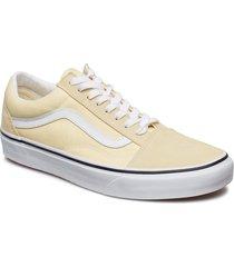 ua old skool låga sneakers beige vans