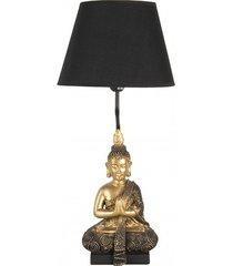 lampa stołowa budda