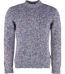z zegna cotton-blend sweater