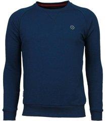 sweater local fanatic basic - sweater - petrol