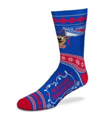 for bare feet men's new york rangers sweater stride socks