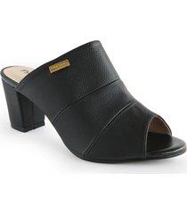 calzado dama tacon 5 1/2 negro 232virginianegro