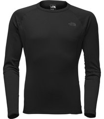 camiseta hombre warm l/s crew neck - the north face