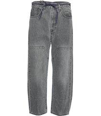 lmc barrel lmc men at work boyfriend jeans svart levi's made & crafted