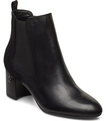 acurn/stivaletto /leat shoes boots ankle boots ankle boots with heel svart guess