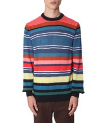 ps by paul smith striped sweater