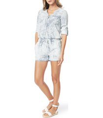 women's joe's the drawstring romper