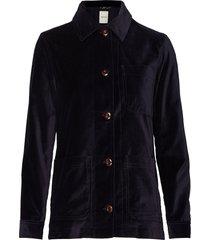 judy jacket zomerjas dunne jas blauw wood wood
