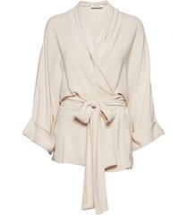 rodebjer tennessee twill kimonos roze rodebjer