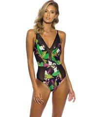 body bromélias kalini beachwear premium