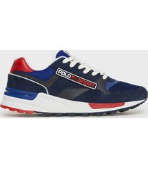 polo ralph lauren athletic sneakers sneakers navy