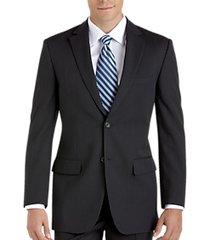 pronto uomo platinum modern fit suit separates coat black