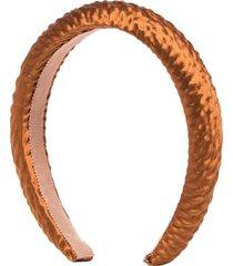 jennifer behr wilma headband - brown