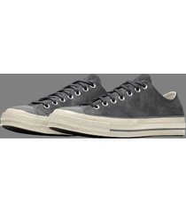 custom chuck 70 washed canvas low top