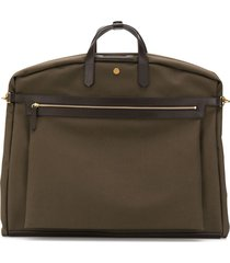 mismo ms suit canvas carrier - brown