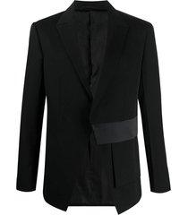 apex single-button jacket