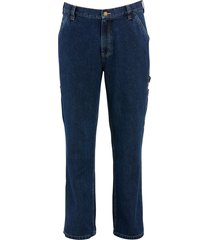 wolverine men's hammer loop jean dark denim, size
