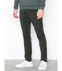 tailored originals pants -tofrederic byxor dark green