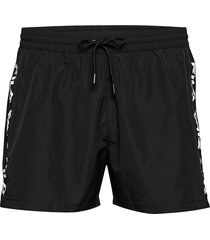 men sho swim shorts badshorts svart fila