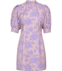 enbroome ss dress 6773 kort klänning lila envii