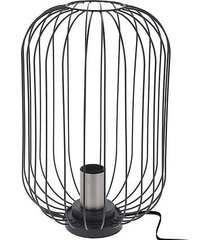 lampa stołowa metalowa sticks