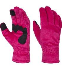 guante caribu rosado doite
