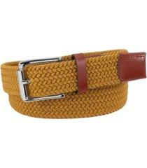 florsheim men's koufax woven belt