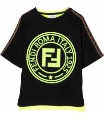 fendi cotton t-shirt