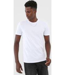 camiseta ellus logo branca