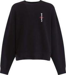 palm angels statement sweatshirt