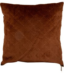 almofada decorativa de veludo jesi