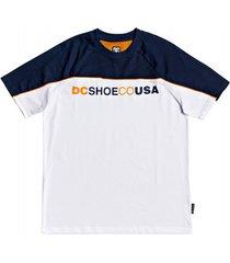 t-shirt korte mouw dc shoes brookledge ss
