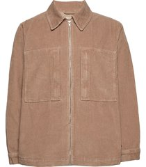 gale jacket tunn jacka beige wood wood