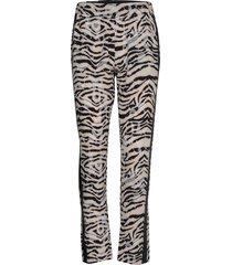 elina dana trousers casual broek multi/patroon nü denmark