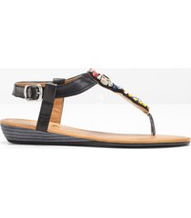 sandalo infradito (nero) - john baner jeanswear