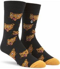 volcom men's true socks pair