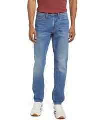 men's madewell men's slim authentic flex jeans, size 38 x 30 - blue
