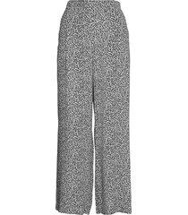 ladies trousers, silmu vida byxor grå nanso